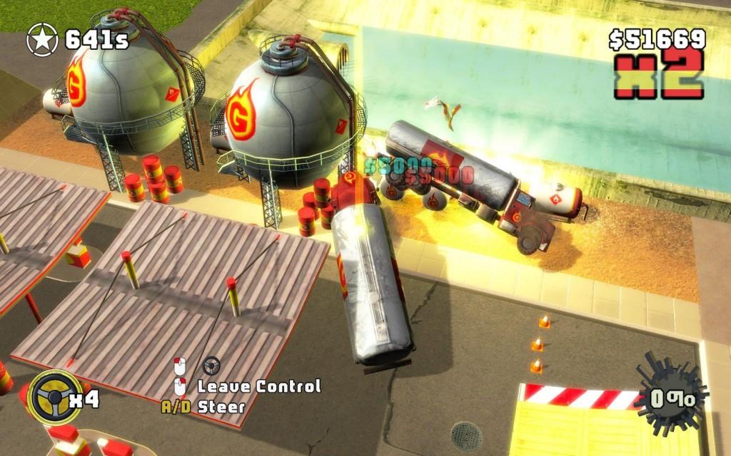 Best Indie Game - Screenshot of Demolition Inc.