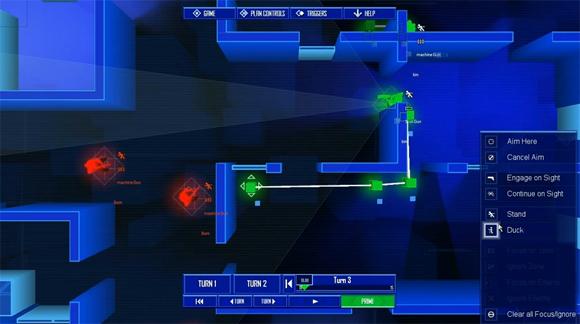 Best Indie Game - Screenshot of Frozen Synapse